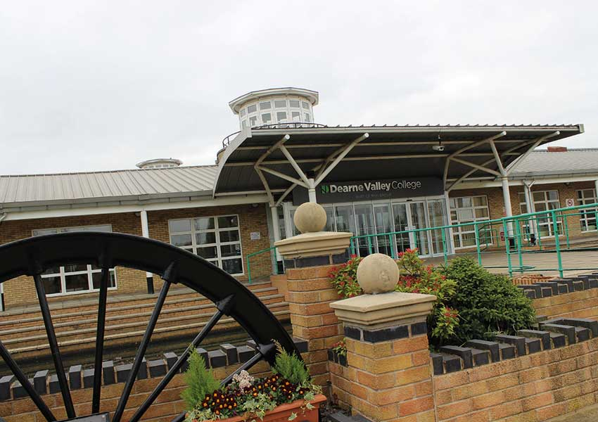 Dearne-Valley-College-Building
